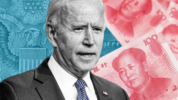 Ông Biden theo dõi số hóa đồng nhân dân tệ