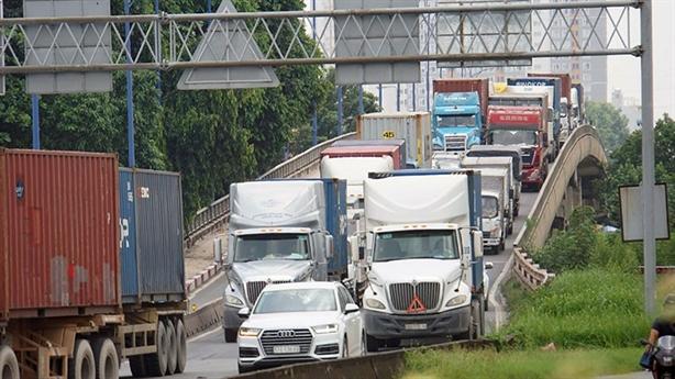 Đề xuất 27.500 tỷ làm 6 tuyến đường vào cảng biển TP.HCM