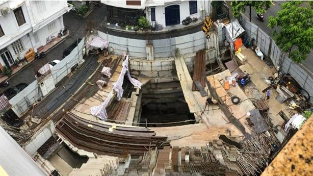 Hà Nội báo cáo vụ cấp phép nhà riêng 4 tầng hầm