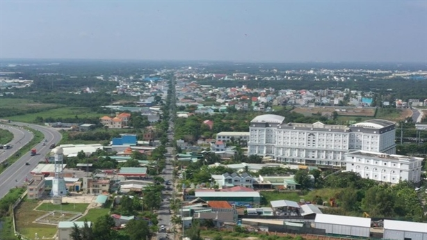 TPHCM: Xây dựng đề án chuyển huyện lên quận hoặc thành phố