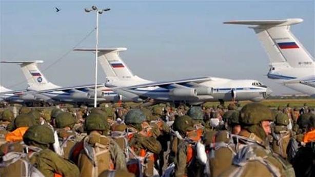 Tình báo Mỹ tính thiếu số quân Nga gần Ukraine
