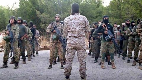 Ankara tuyển chiến binh Syria cho cuộc chiến ở Donbass?