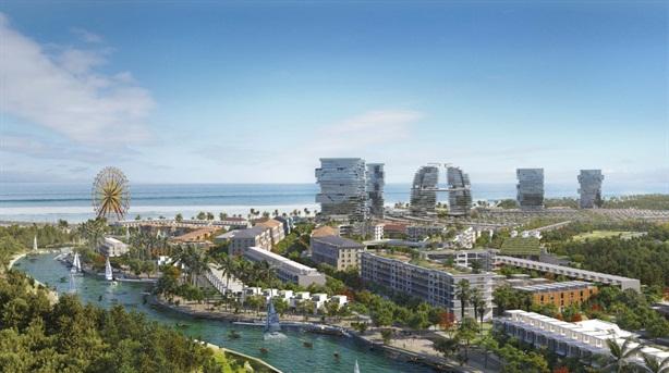 Tiềm năng của cung đường du lịch Hồ Tràm - Bình Châu