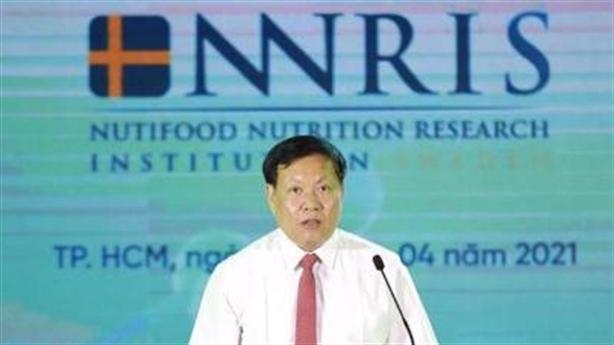 NUTIFOOD ra mắt Viện nghiên cứu dinh dưỡng NUTIFOOD Thuỵ Điển (NNRIS)*