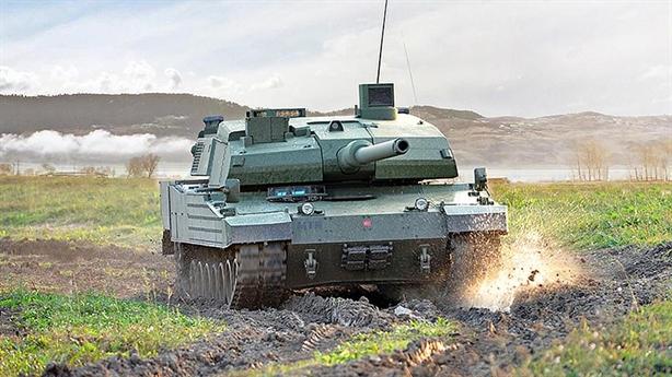 Đức tung đòn hiểm khiến tăng Altay Thổ lâm nguy