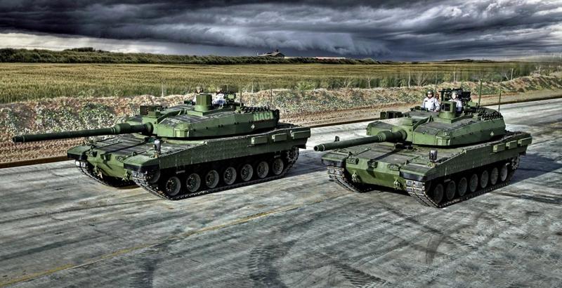 Để cứu vãn tình hình, Ankara đã tìm được cứu tinh là Hàn Quốc. Theo thỏa thuận 2 bên đạt được hòi đầu năm 2021, nhà sản xuất châu Á này sẽ chịu trách nhiệm cung cấp động cơ cho chương trình tăng Altay - loại động cơ tương tự của tăng K2.
