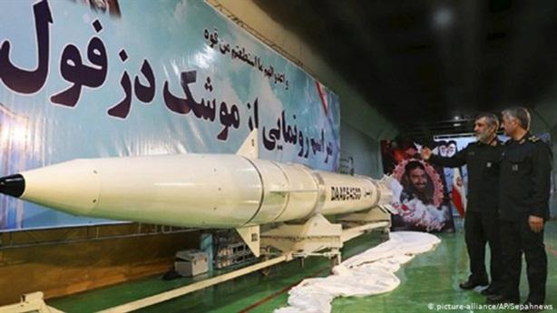 Tên lửa Iran nằm ngoài khả năng đánh chặn của THAAD