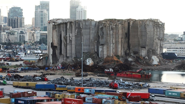 Xây cảng Beirut sau vụ nổ kinh hoàng:Cạnh tranh địa chính trị