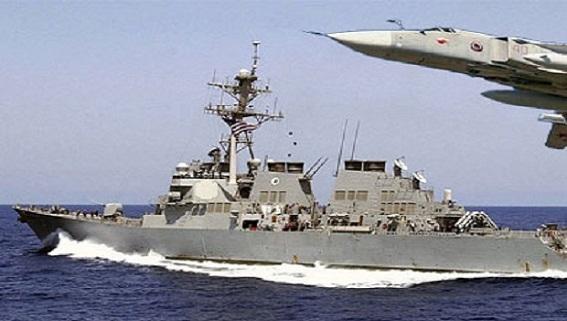2 tàu Mỹ không vào biển Đen: Nể hay ngại tàu Nga?