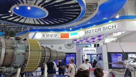 Ukraine lo Trung Quốc trả đũa vì bán Motor Sich cho Ankara