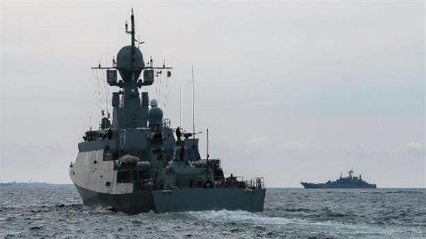 Ukraine tố Nga đóng cửa Biển Đen, ngăn tàu Kiev di chuyển