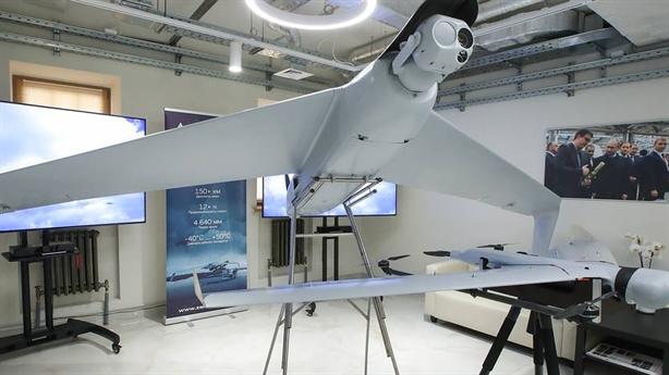 Cuộc cách mạng với UAV động cơ điện
