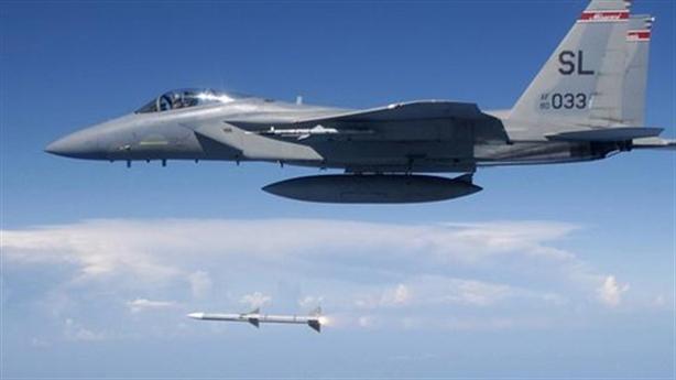 Báo Mỹ thừa nhận khi F-15C thực hiện phát bắn kỷ lục