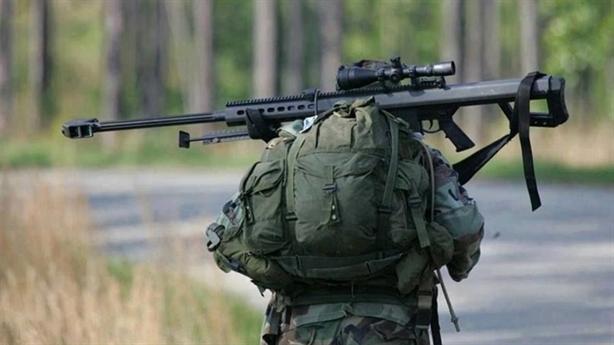 Một phát bắn đặc nhiệm Anh diệt 5 tay súng phiến quân
