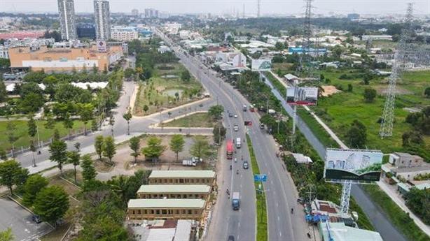 Thuận An tiếp tục đón 'sóng' bất động sản