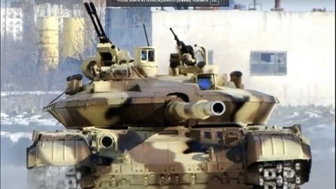 Ukraine trang bị cho T-64E pháo phòng không hai nòng cực mạnh