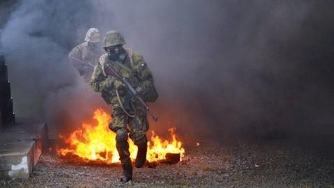Ai phá hủy kho vũ khí của Ukraine tại Séc năm 2014?