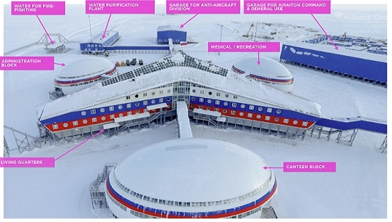 Cán cân Bắc Cực Nga-Mỹ: Một trời một vực