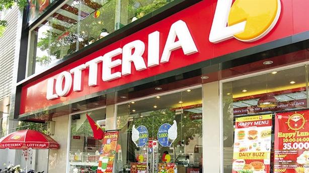 Thực hư Lotteria rút khỏi VN và cuộc cạnh tranh khốc liệt