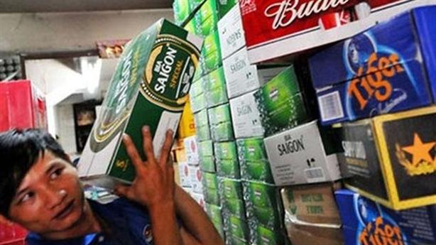 Sự thật vụ yêu cầu đại lý hạn chế bán bia Sabeco
