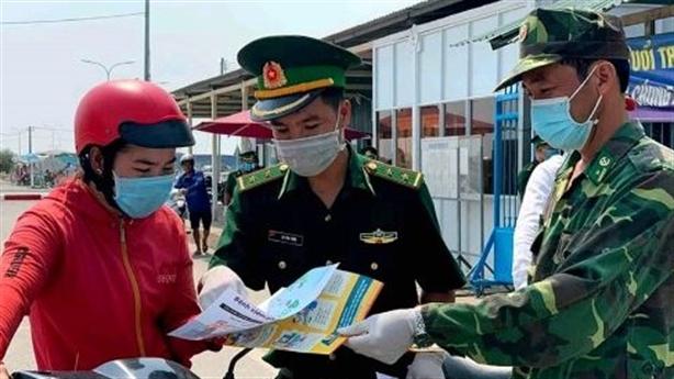 Nguy cơ Covid-19 xâm nhập cao: Việt Nam phải ứng phó tốt!