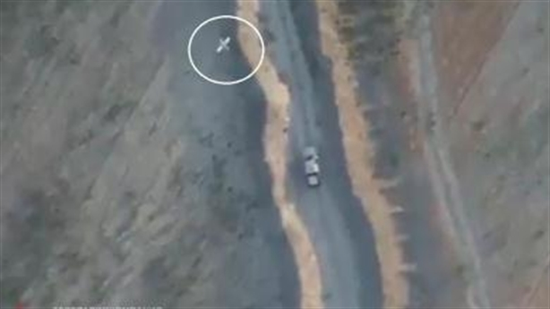 UAV tự sát Nga tung đòn hiểm vào phiến quân