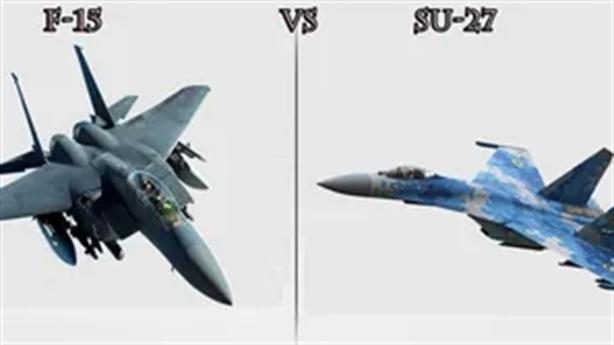 Điều gì xảy ra nếu Kiev thay thế MiG-29, Su-27 bằng F-15?