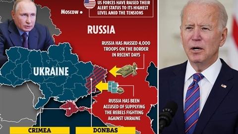 Ông Biden tiết lộ nỗi sợ chính của Washington về Nga