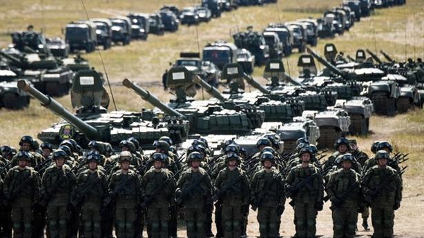 Báo Đức tiết lộ quy mô vũ khí Nga tại Crimea