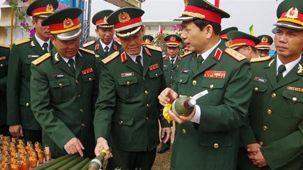 Những nhận thức và tư duy mới về quốc phòng Việt Nam