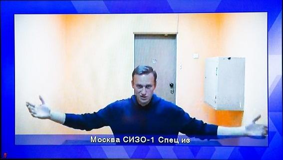 Nga: Mỹ đang tiễn biệt 'cộng sự' Navalny