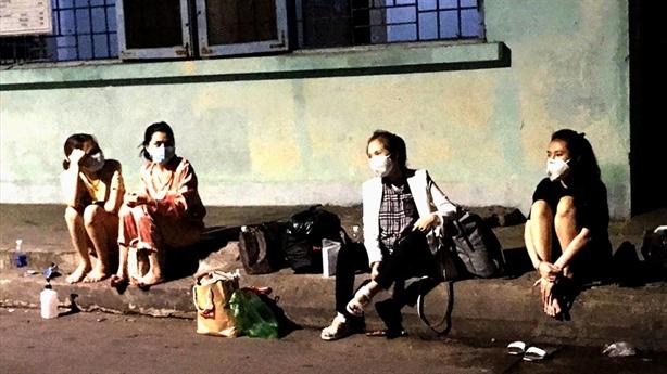 Nhập cảnh trái phép vì sợ bị nhiễm Covid-19 ở Campuchia