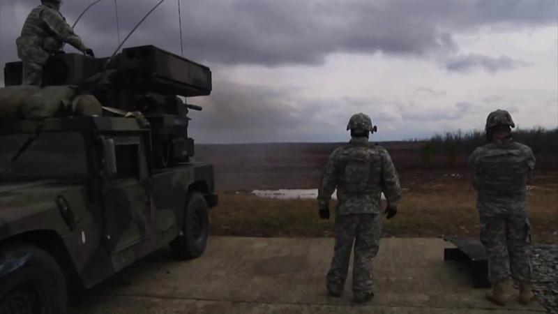 Hãng SANA của Syria cho biết, những hệ thống này được Mỹ điều từ một số đơn vị tại Iraq: \