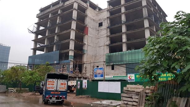Nhiều dự án nội thành Hà Nội gia hạn vẫn… bỏ hoang