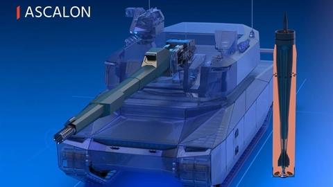 MBT tương lai của châu Âu mang trọng pháo 'vượt trội Armata'