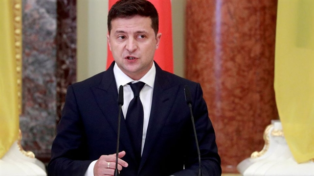 Hẹn gặp ông Putin, Tổng thống Ukraine muốn phương Tây rõ ràng