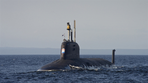 Tàu ngầm Yasen-M trang bị Kalibr diệt mục tiêu xa 4.000km