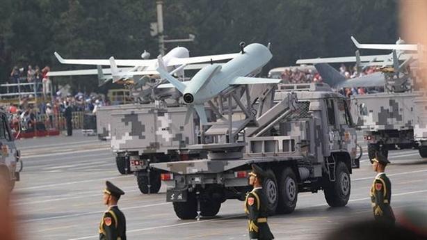 UAV Trung Quốc: các phương tiện trinh sát pháo binh