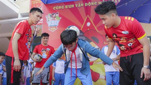 Chơi vui, nhận quà đã với Kun Dance Festival Quảng Ngãi