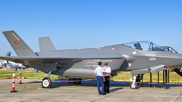 Mỹ thông báo bằng văn bản loại Thổ khỏi chương trình F-35