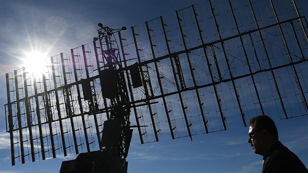 Ngụy trang không tác dụng trước radar Nga
