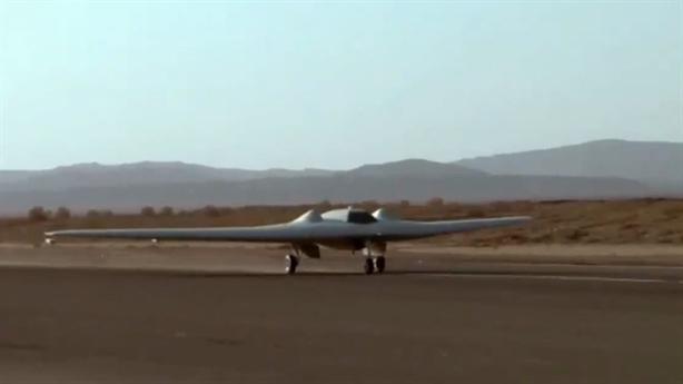 Iran khoe sức mạnh UAV tự sát