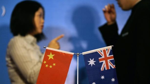 Trung Quốc-Úc đối đầu: Mỹ lên tiếng bênh vực