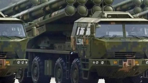 Trung Quốc điều MLRS tầm xa trên biên giới với Ấn Độ