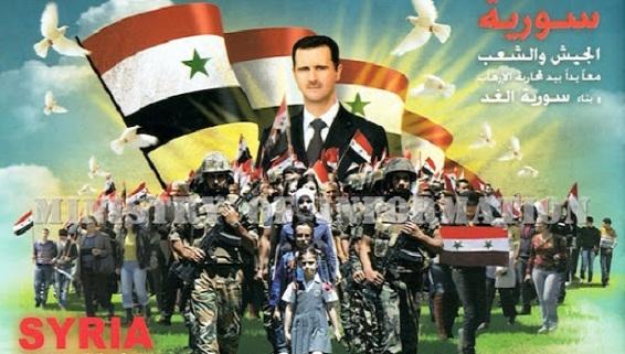 Bầu cử Tổng thống Syria: Không ai cản được Assad!