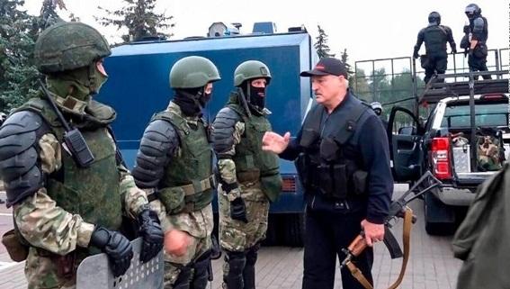 Nga-Belarus phá âm mưu đảo chính đúng 'Ngày chiến thắng' 09/5