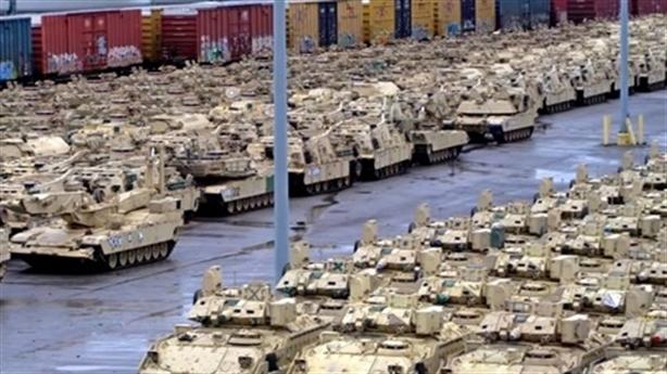Cuộc tập trận lớn của NATO nhằm chuẩn bị tái chiếm Donbass?