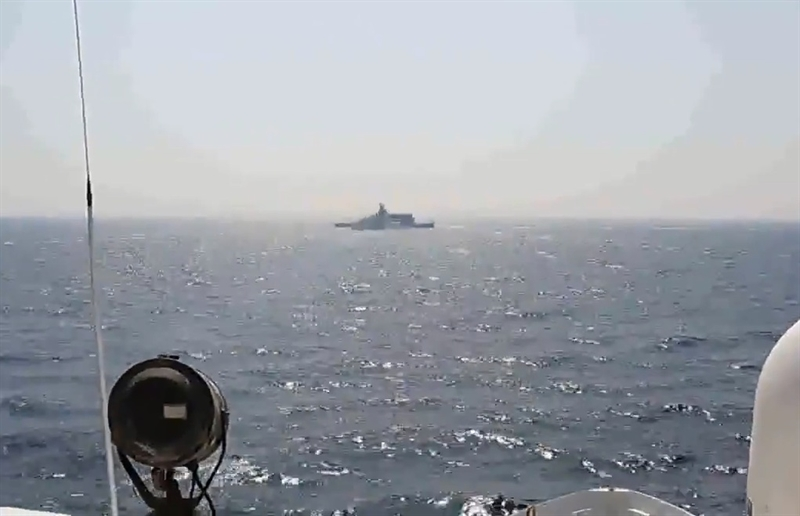 Báo Mỹ cho biết, việc tàu Mỹ và Iran chạm trán trên vịnh Ba Tư trong thời gian qua không phải là hiếm nhưng khác với những lần trước đó Iran thường dùng tàu cao tốc thông thường hoặc xuồng vũ trang, thì vụ việc ngày 26/4, lần đầu tiên Tehran sử dụng chiến hạm tàng hình 2 thân Harth 55 lớp Shahid Nazeri.