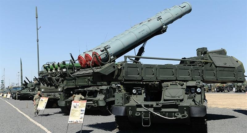 Tập đoàn sản xuất trang bị Thống Nhất của Nga (UIMC), một phần của Tập đoàn Rostec đã thông báo rằng họ đã phát triển một súng siêu cao tần cho các hệ thống tên lửa Viking (Buk-M3 Viking).