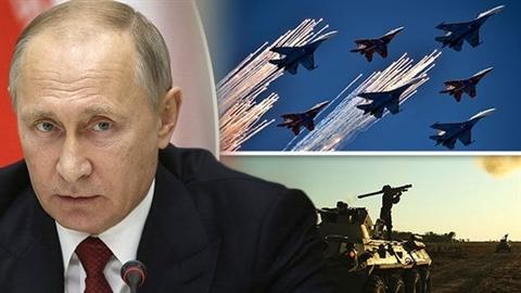Putin sẽ chiến thắng phương Tây ngay cả với